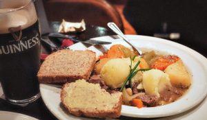 Mon top 5 des spécialités irlandaises